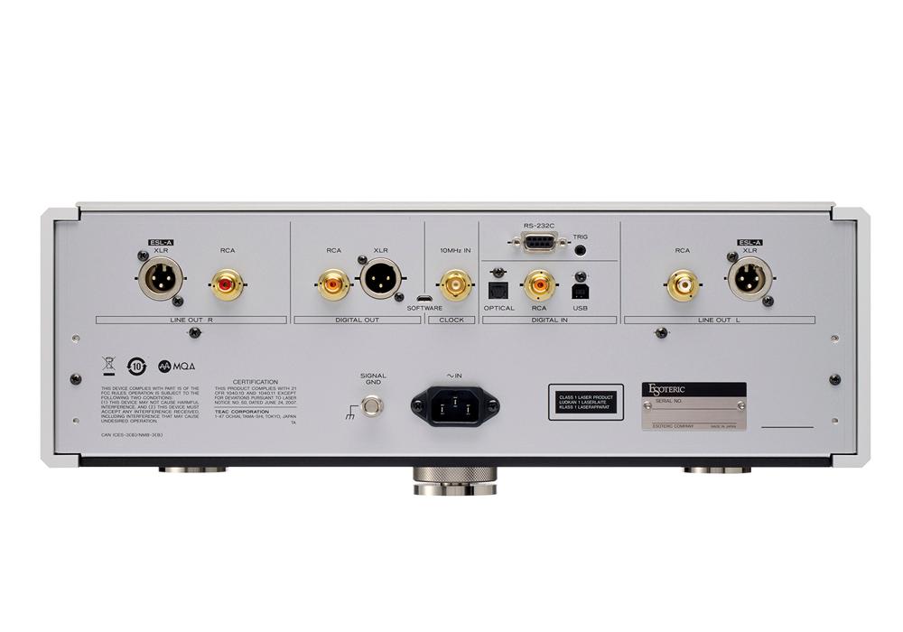ESOTERIC - K-03XD(SACD/CDプレーヤー)【限定特価品】《JP》【在庫有り即納】