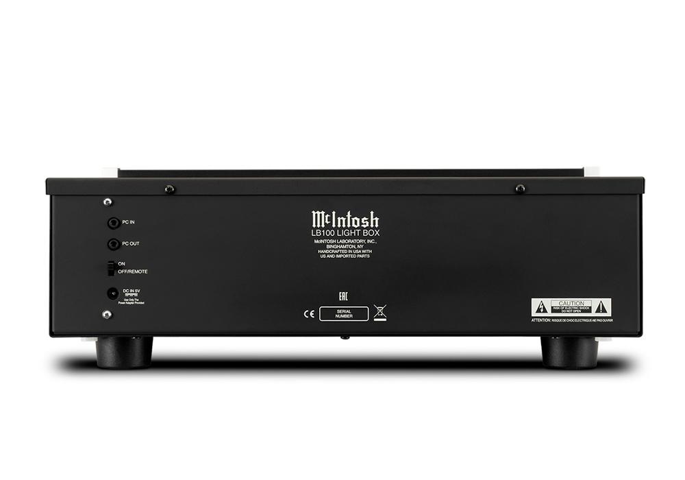 McIntosh - LB100(ライトボックス)《JP》【8/17〜出荷・メーカー取寄商品・納期を確認後、ご連絡いたします】