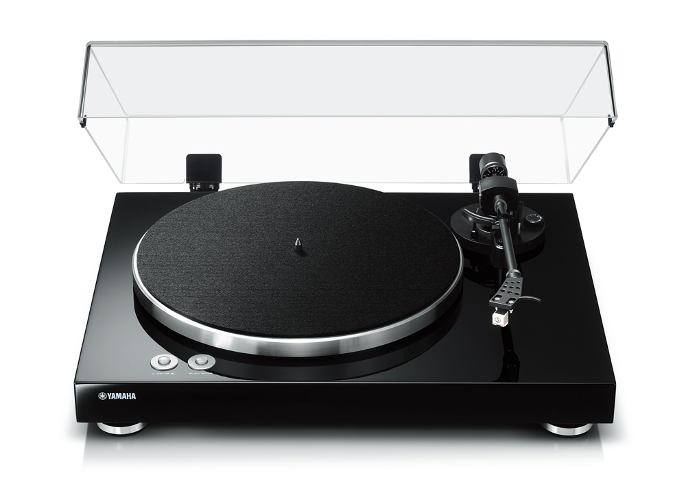 YAMAHA - TT-S303/ブラック(レコードプレーヤー)《JP》【在庫有り即納】