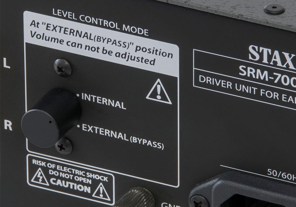 STAX - SRM-700S(半導体方式・ドライバーユニット)《JP》【在庫有り即納】