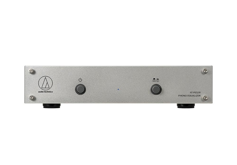 audio-technica - AT-PEQ30(MM/MCフォノイコライザー)《JP》【在庫有り即納】
