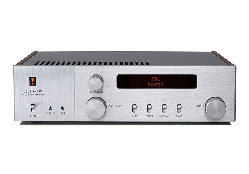 JBL - SA750(ネットワーク・USB/DAC内蔵インテグレーテッドアンプ)《JP》【11月下旬発売予定・ご予約受付中】