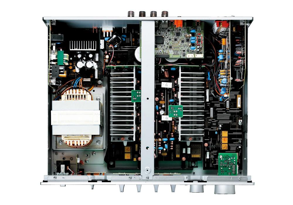 YAMAHA - A-S801/シルバー(USB/DAC搭載・プリメインアンプ)《JP》【在庫有り即納】