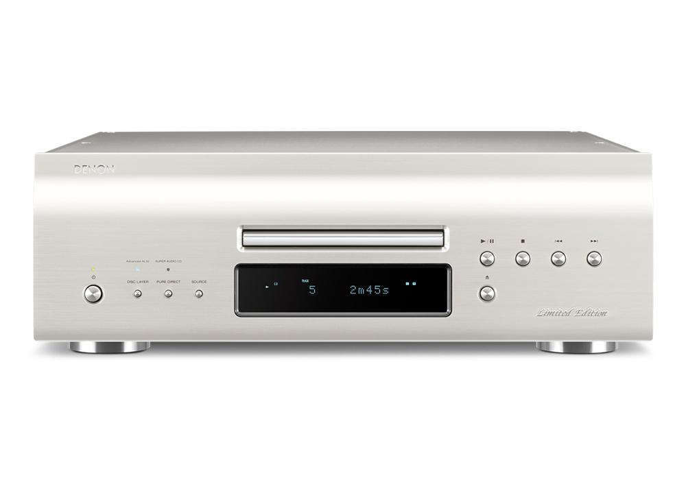 DENON - DCD-SX1 LIMITED-SP/プレミアムシルバー(USB/DAC搭載・SACD/CDプレーヤー)《JP》【在庫有り即納】