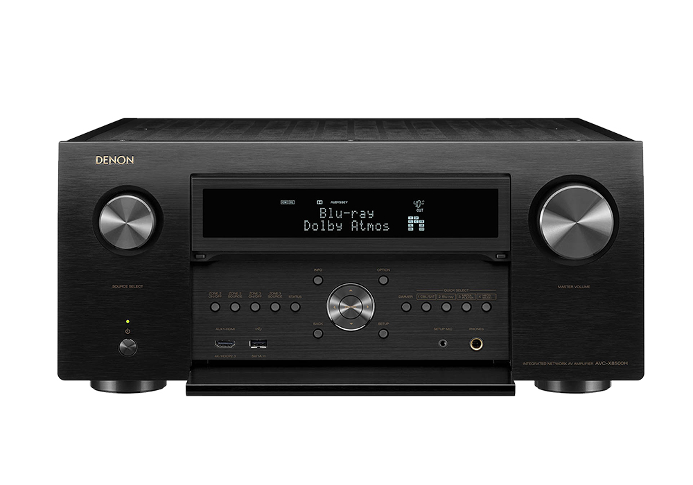 DENON - AVC-X8500HA/ブラック(13.2ch対応AVアンプ)《JP》【在庫有り即納】