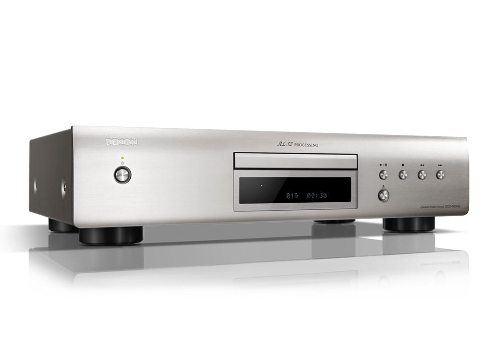 DENON - DCD-600NE-SP/プレミアムシルバー(CDプレーヤー)《JP》【在庫有り即納】