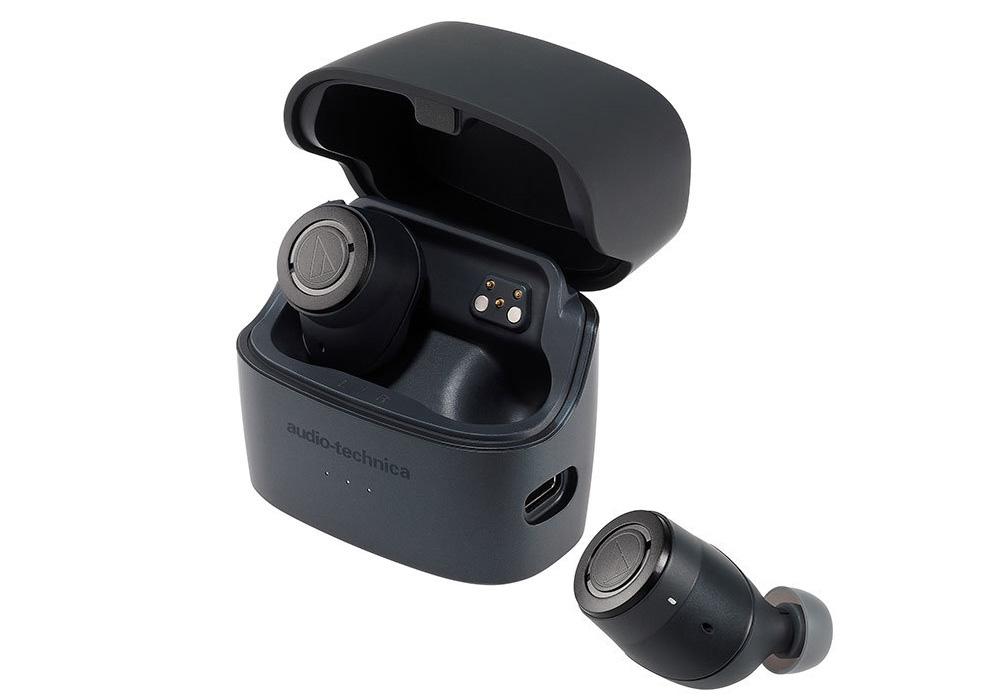 audio-technica - ATH-ANC300TW(ワイヤレスノイズキャンセリングイヤホン)《JP》【メーカー直送商品・3〜5営業日前後でお届け可能です※メーカー休業日除く】