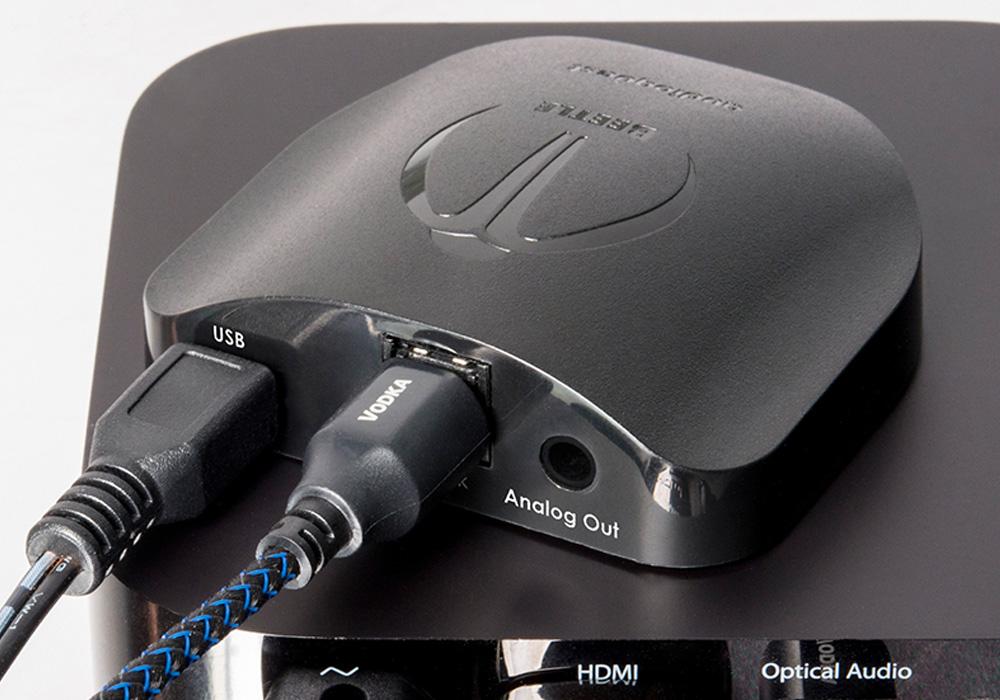 audioquest - BEETLE(光入力・Bluetooth搭載・USB/DAC)《JP》【完売】