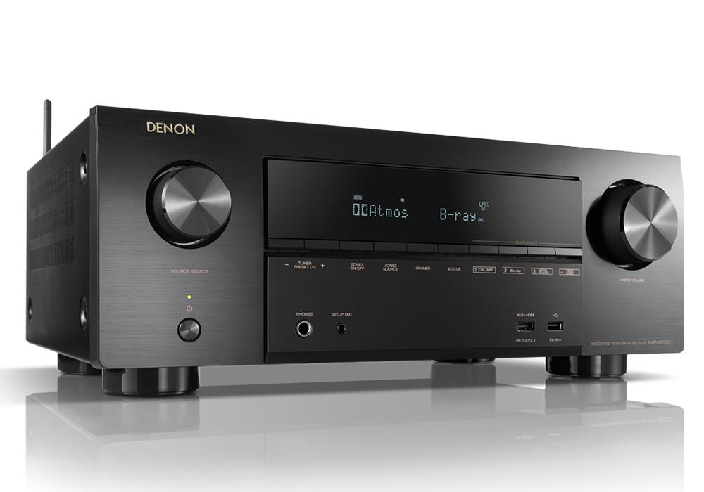 DENON - AVR-X2600H/K(7.2ch・AVサラウンドレシーバー)《JP》【完売】