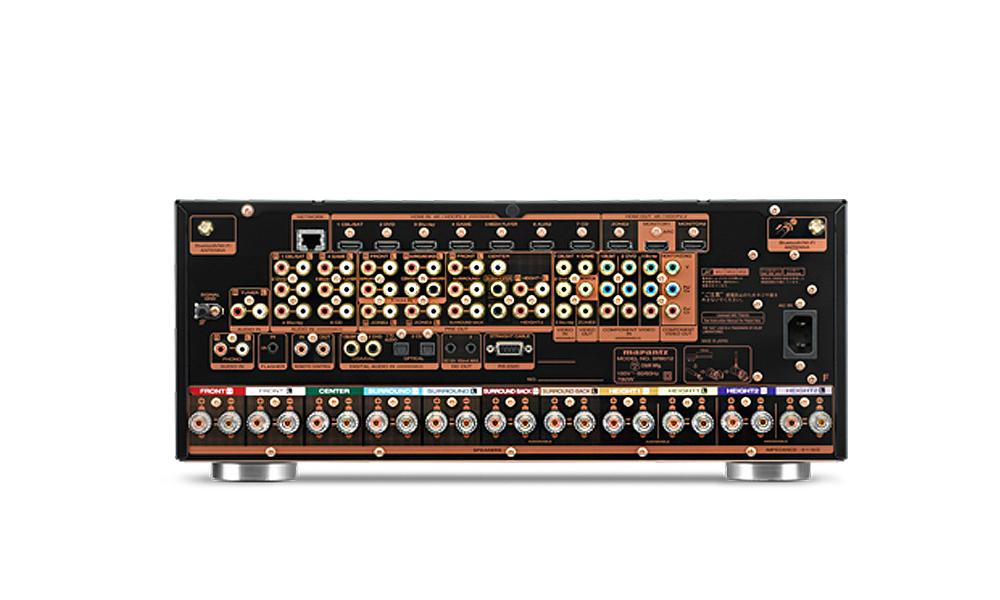 marantz - SR8012/ブラック(11.2ch・AVレシーバー)《JP》【在庫限り・在庫有り即納】
