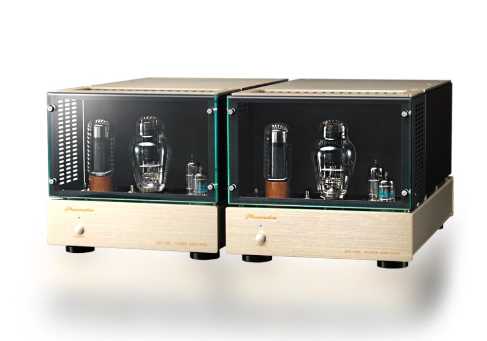 Phasemation - MA-1500(1台)(真空管・モノラルパワーアンプ)《JP》【メーカー直送品(代引不可)・3〜7営業日でお届け可能です※メーカー休業日除く】