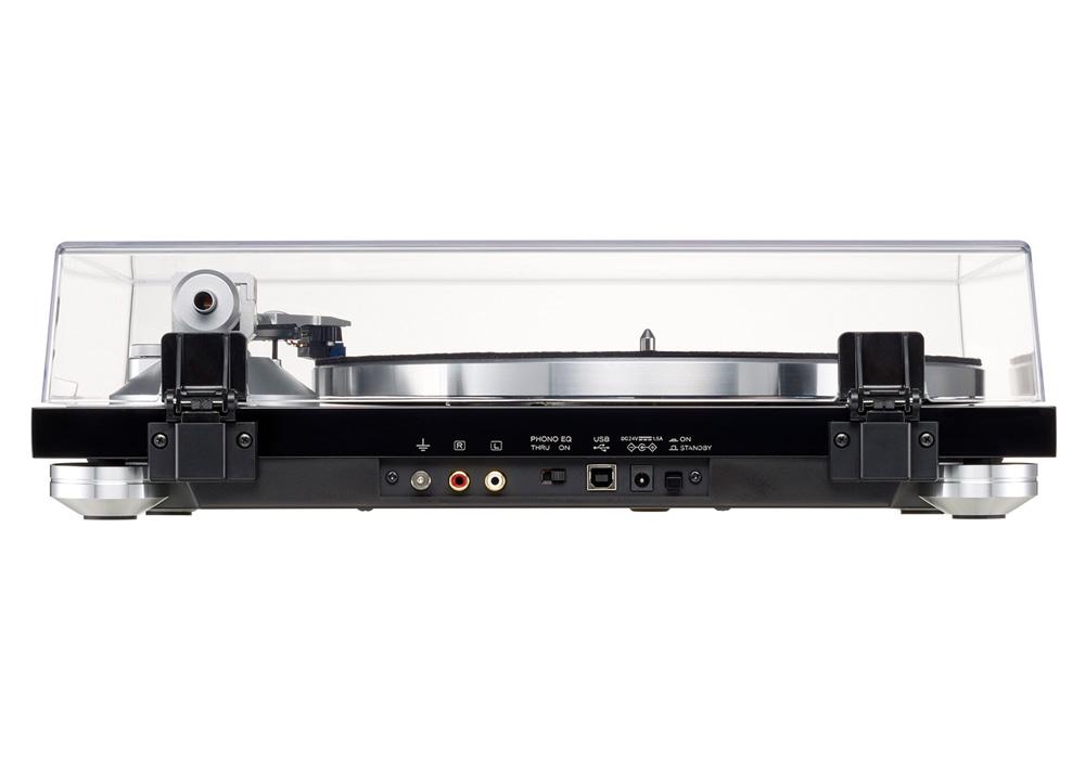 TEAC - TN-4D-B/ブラック(ダイレクトドライブ・アナログプレーヤー)《JP》【在庫有り即納】