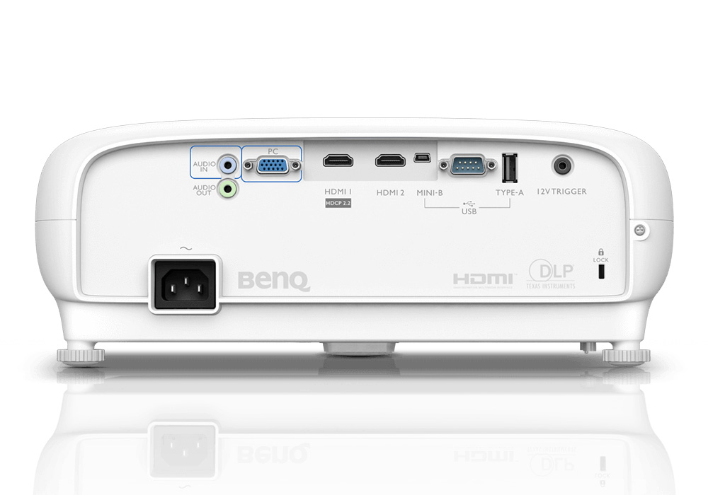 BenQ - HT2550M(4K・DLPプロジェクター)《JP》【メーカー取寄商品・5〜7営業日前後でお届け可能です※メーカー休業日除く】