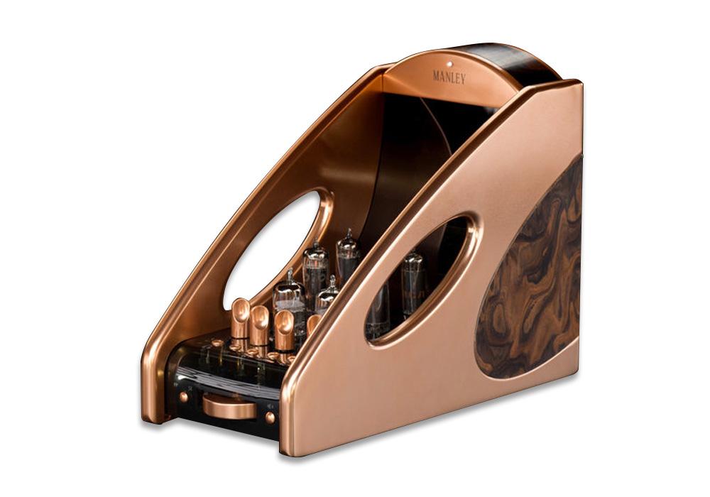 MANLEY - ABSOLUTE/Copper(真空管ヘッドホンアンプ・国内正規品)【台数限定・円高還元特価品】《JP》【在庫有り即納】