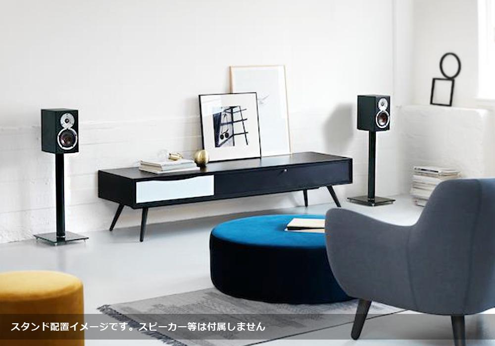 DALI - E600/B(ブラック スピーカースタンド・ペア)《JP》【在庫有り即納】