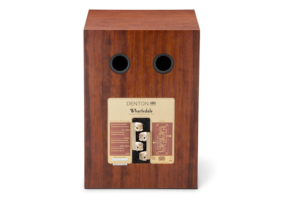 Wharfedale - Denton85/マホガニーレッド(ペア)(85周年記念限定モデル)《JP》【在庫有り即納】