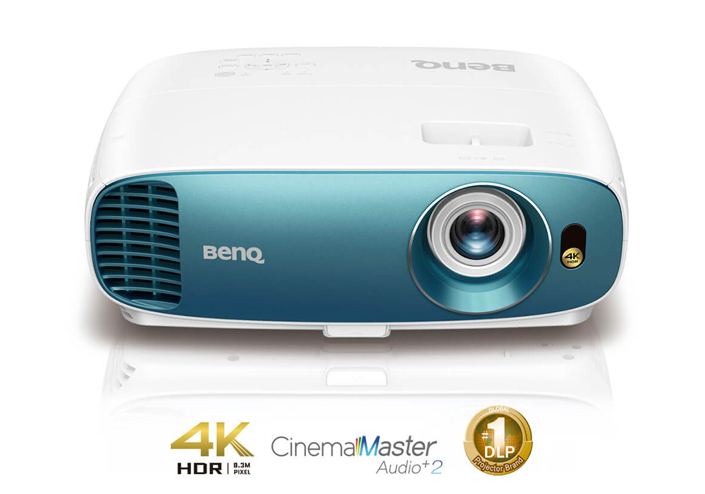 BenQ - TK800M(4K・DLPプロジェクター)《JP》【メーカー取寄商品・5〜7営業日前後でお届け可能です※メーカー休業日除く】