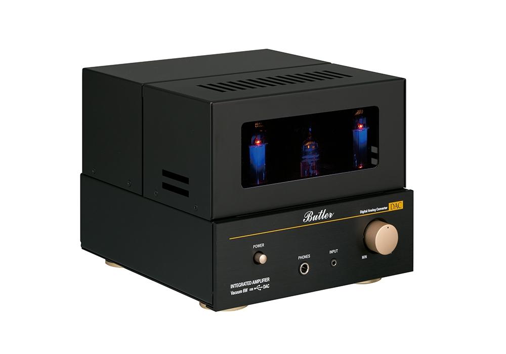 Butler - Vacuum 6W DAC(USB/DAC搭載・真空管プリメインアンプ)《JP》