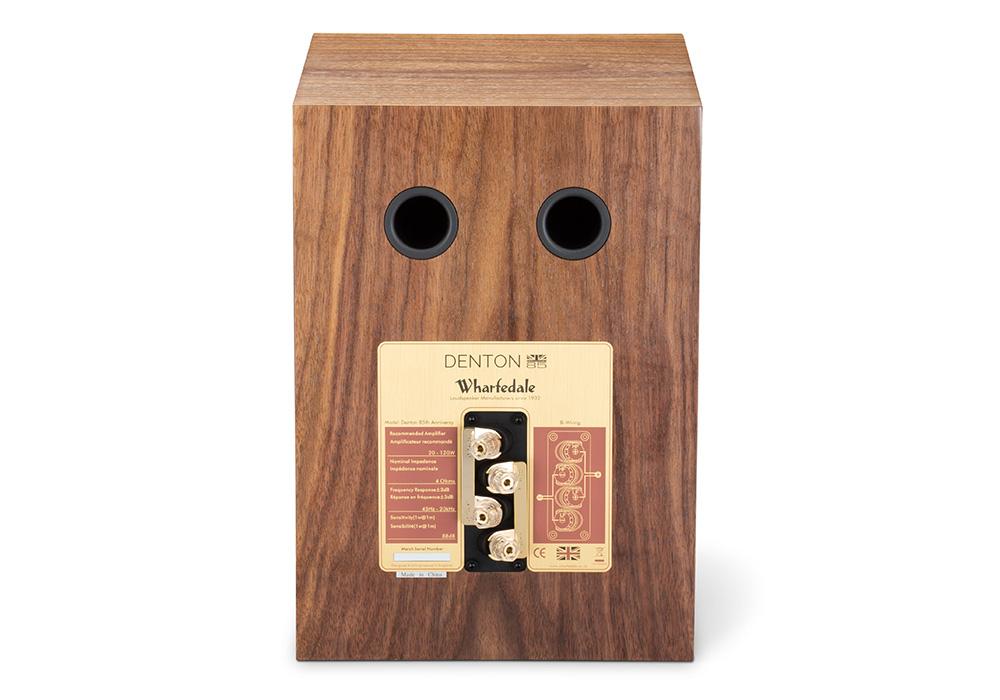 Wharfedale - Denton85/ウォールナット(ペア)(85周年記念限定モデル)《JP》【在庫有り即納】