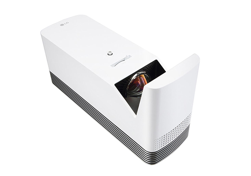 LG - HF85LS(CineBeam HF85LS)(フルHD・DLP方式・レーザー光源・輝度1,500ルーメン・超短焦点プロジェクター)《JP》【メーカー取寄商品・5〜7営業日前後でお届け可能です※メーカー休業日除く】
