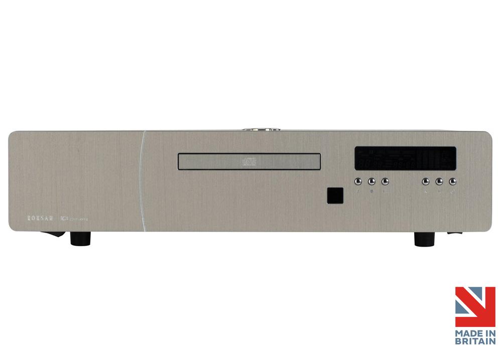 ROKSAN - K3 CD PLAYER/アンスラサイト(CDプレーヤー)《JP》【メーカー直送品(代引不可)・4〜7営業日でお届け可能です※メーカー休業日除く】