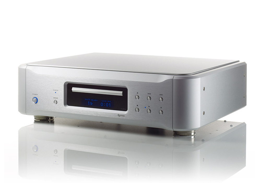 ESOTERIC - K-07Xs(SACD/CDプレーヤー)【限定特価品】《JP》【在庫有り即納】