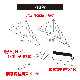 AIRBOW - ROOM SILENCER TRIANGLE(もや取り君・スマイル)(6枚入)《JP》【在庫有り即納】