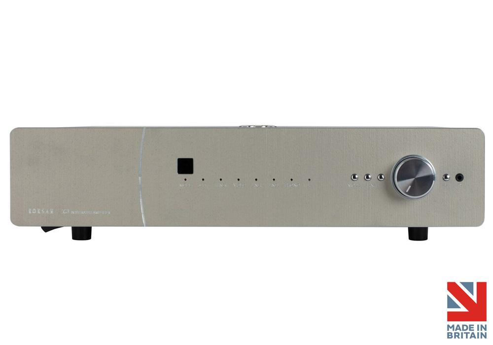 ROKSAN - K3 Integrated AMP/アンスラサイト(インテグレーテッドアンプ)《JP》【メーカー直送商品・4〜7営業日でお届け可能です※メーカー休業日除く】