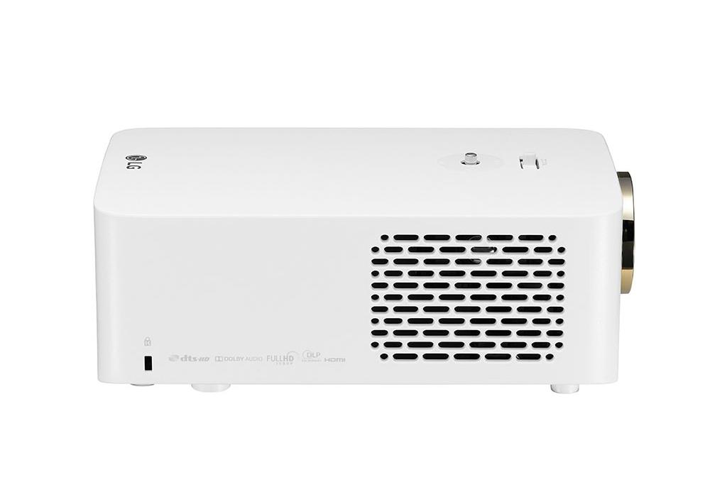 LG - HF60LS(CineBeam HF60LS)(フルHD・DLP方式・LED光源・輝度1,400ルーメン・プロジェクター)《JP》【メーカー取寄商品・5〜7営業日前後でお届け可能です※メーカー休業日除く】