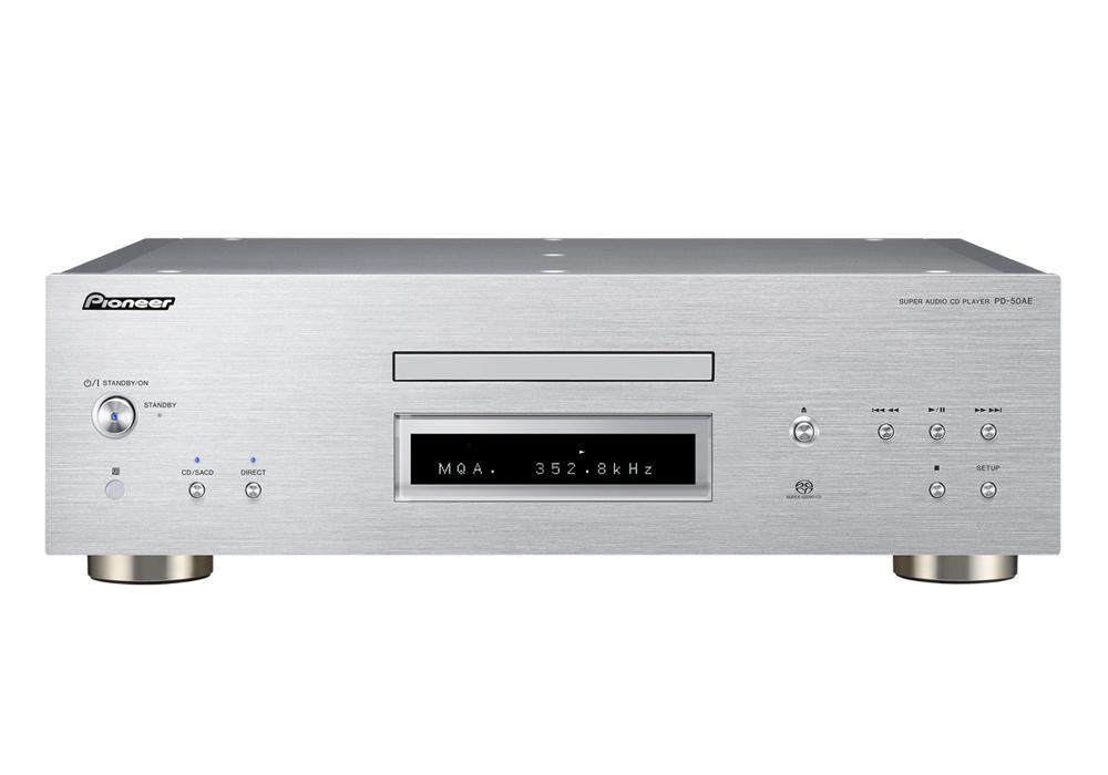 Pioneer - PD-50AE(SACD/CDプレーヤー・限定発売)《JP》【次回納期未定・ご予約受付一時見合わせ中】