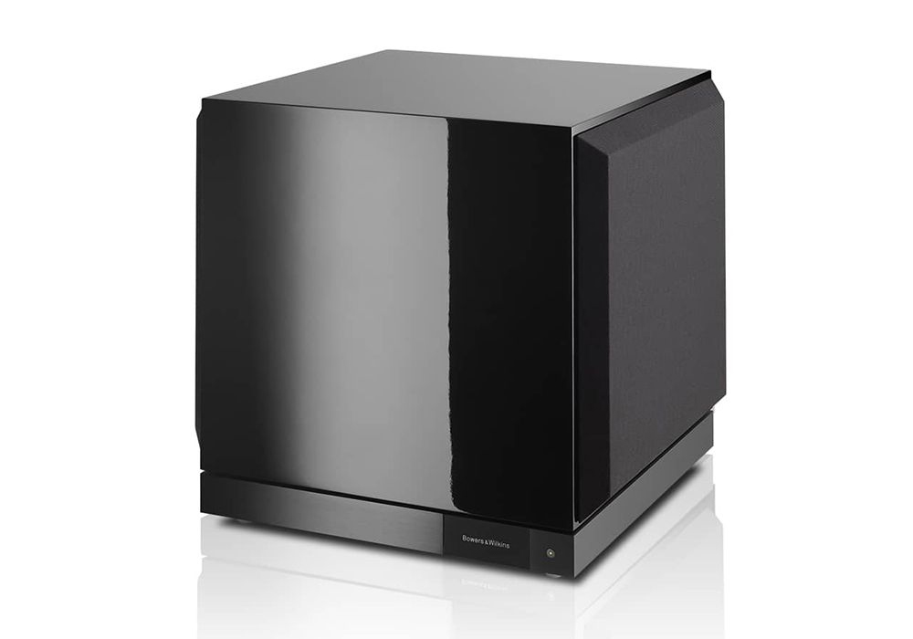 B&W - DB2D-B/ピアノ・ブラック(サブウーファー・1台)《JP》【メーカー取寄商品・納期を確認後、ご連絡いたします】