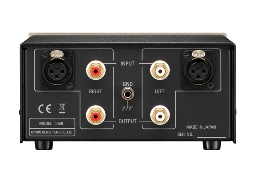 Phasemation - T-550(MC昇圧トランス)《JP》【在庫有り即納】