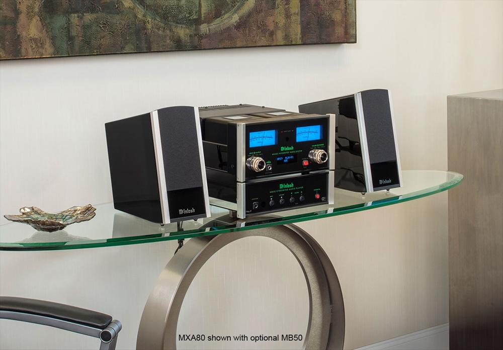 McIntosh - MXA80(スピーカー付オーディオシステム)《JP》【メーカー取寄商品・納期を確認後、ご連絡いたします】