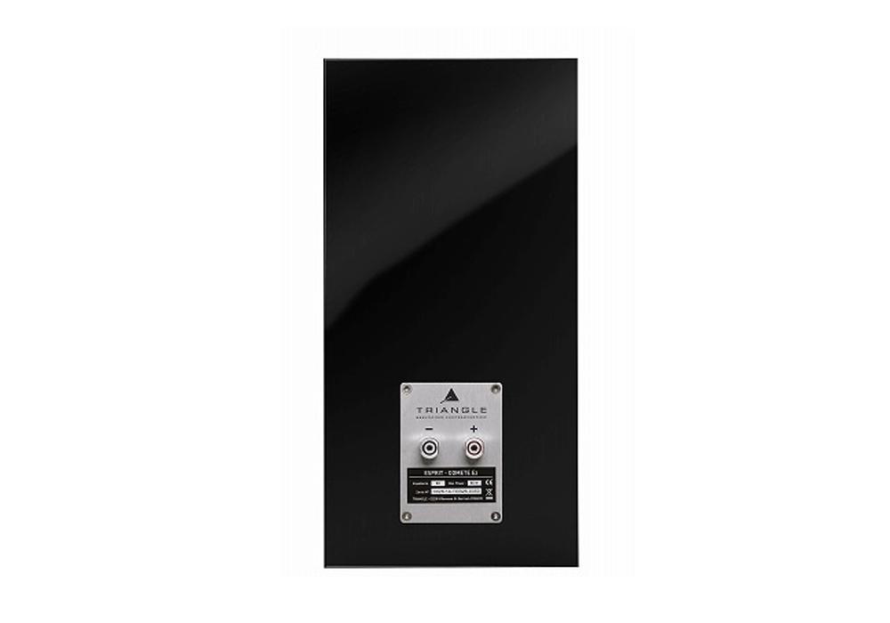 TRIANGLE - ESPRIT COMETE EZ/ブラックハイグロス(ペア ・ブックシェルフスピーカー)《JP》【メーカー直送品(代引不可)】【次回納期未定・ご予約受付中】