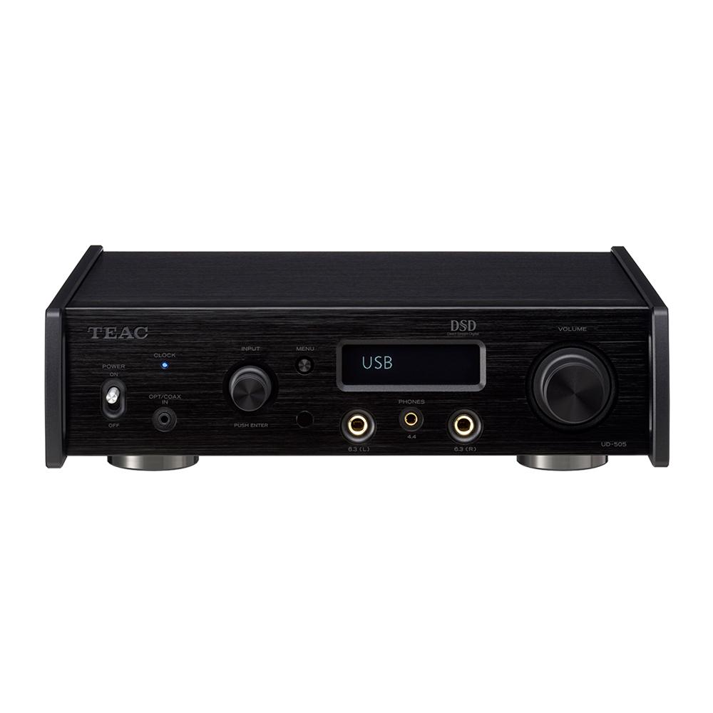 TEAC - UD-505-X(ブラック)(USB DAC・ヘッドホンアンプ)《JP》【在庫有り即納】