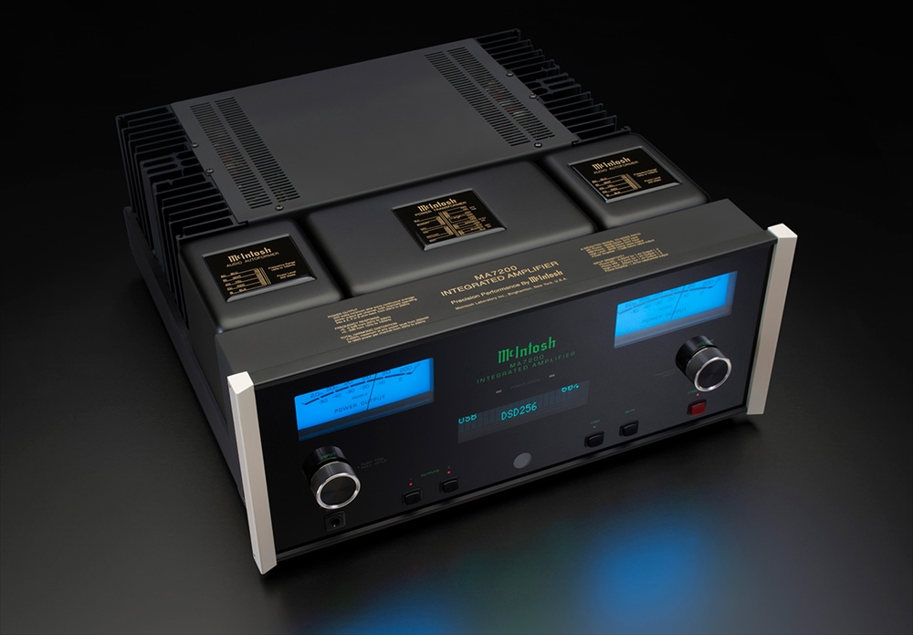 McIntosh - MA7200(プリメインアンプ)《JP》【在庫有り即納】