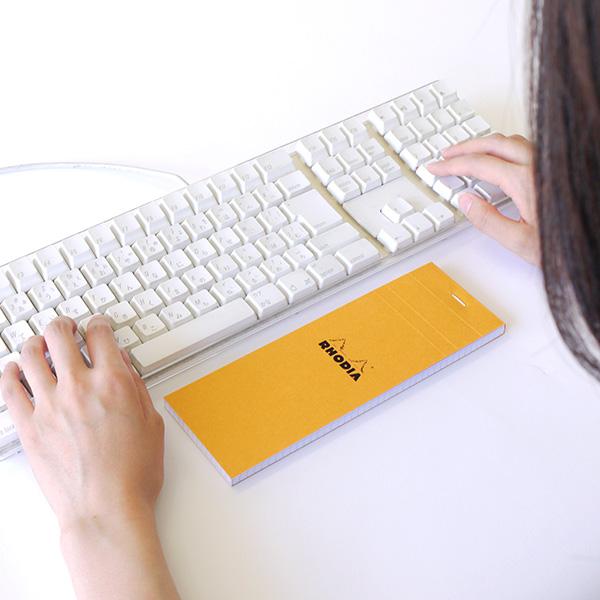 【お得な5冊set】ロディア ブロックロディア No.08 方眼 オレンジ