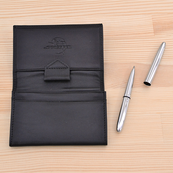 フィッシャー WH400 ビジネスセット(名刺入れ+ボールペン EF-400)
