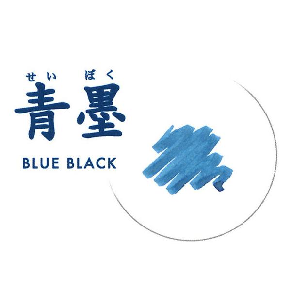 セーラー万年筆 万年筆用ボトルインク 青墨(せいぼく) 50ml(顔料)