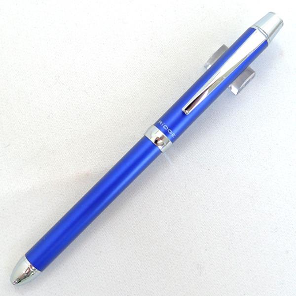 パイロット 多機能ペン ツープラスワンリッジ 3SR ブルー