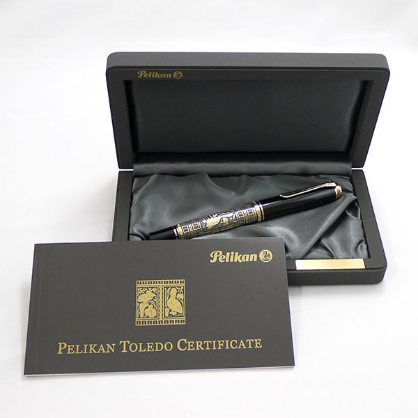 ペリカン 万年筆 トレド M900 ビッグトレド