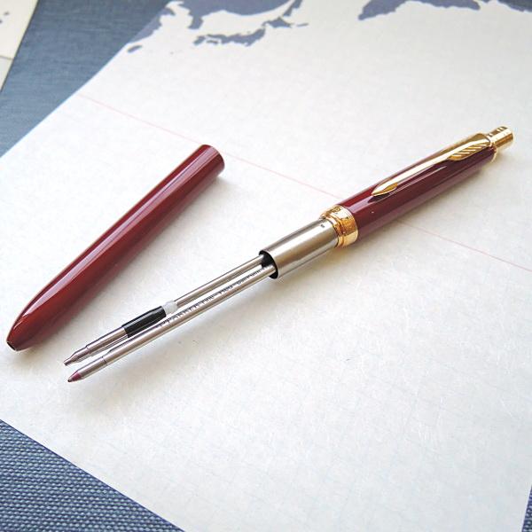 パーカー マルチペン ソネット オリジナル  レッドGT