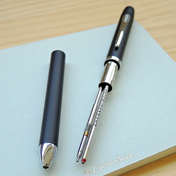 クロス 複合ペン テックスリー ブラック