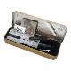 カヴェコ シャープペン ペンシルスペシャル ブラック 0.5mm 純正クリップ セット リフィルおまけ付き
