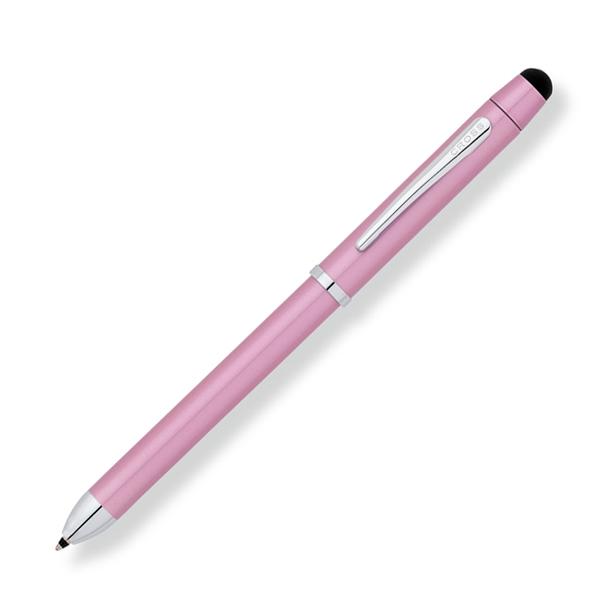 クロス 多機能ペン テックスリープラス フロスティーピンク