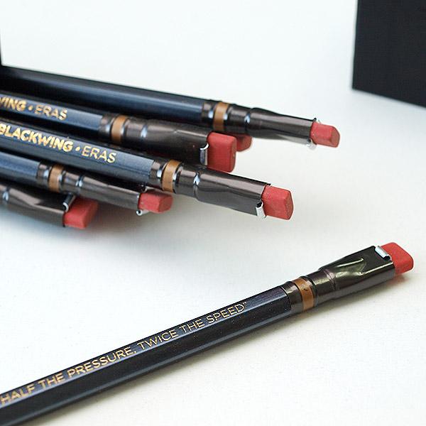 【限定品】ブラックウィング 鉛筆 BLACKWING 10周年記念 鉛筆 12本 ERAS 105477