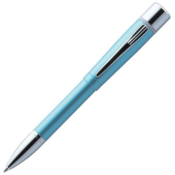 【メールオーダー式】シャチハタ ネームペン プリモ パールブルー <印鑑付きボールペン>