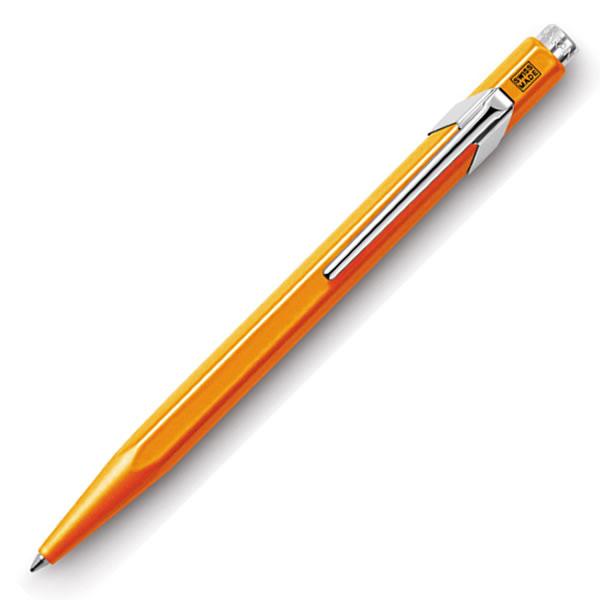 カランダッシュ ボールペン 849 POPLINE(ポップライン) 蛍光オレンジ