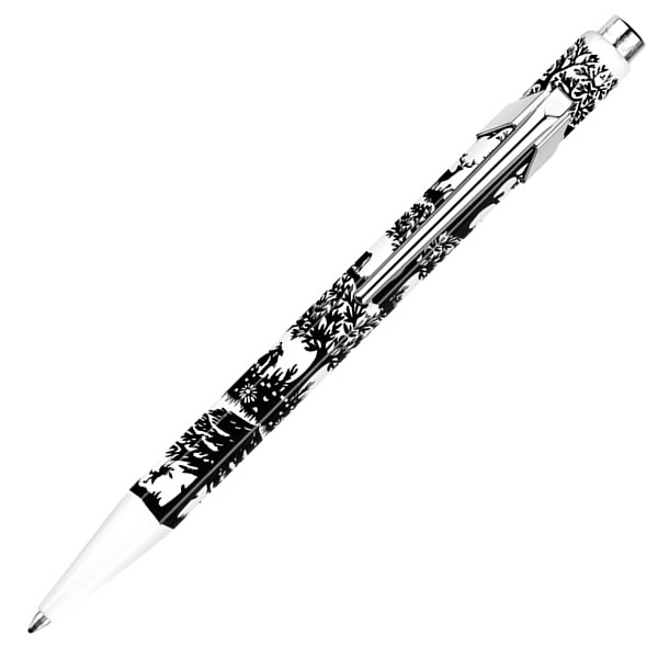 カランダッシュ ボールペン 849 POPLINE(ポップライン) トータリースイス ラポヤ