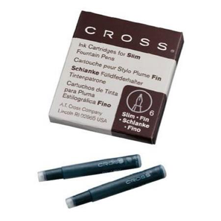 クロス スリムカートリッジインク 6本入(旧クラシックセンチュリーに対応)